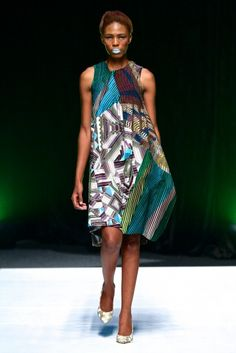 David Tlale @ Design Indaba 2014, Day 3 – South Africa, Cape Town | FashionGHANA.com (100% African Fashion)