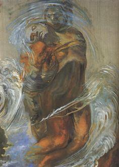 Salvador Dali Pieta, 1982