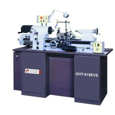 Ganesh Machinery GHT- 618 EVS Precision Toolroom Manual Lathe