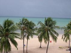Praia de Boa Viagem. Recife, Estado de Pernambuco. Brasil.
