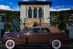 The 1940 Buick Phaeton from Casablanca will cross the auction block on November 25.