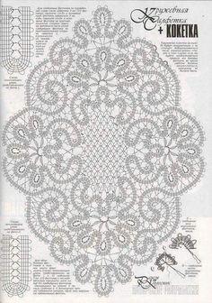 Battenberg Looking Glass Lace - Diy Crafts - DIY & Crafts Thread Crochet, Filet Crochet, Crochet Motif, Irish Crochet, Crochet Stitches, Bobbin Lace Patterns, Doily Patterns, Lace Doilies, Bruges Lace