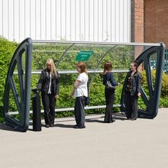 Aero™ is a robust, contemporary smoking / e-cigarette shelter that requires no maintenance. #Shelter #SmokingShelter #GlasdonUK #EcigaretteShelter