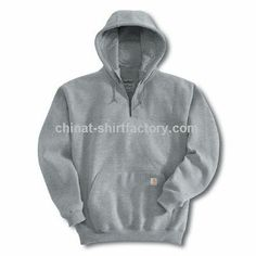 We manufacture & wholesale all kinds of Fleece coat direct from China, we are leading Fleece coat factory and have more than ten years Fleece coat producing experience. Carhartt, Work Wear, Zip, Sweatshirts, Coat, Stuff To Buy, Pullover, Black, Work Clothes