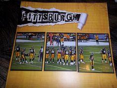 Layout: Pittsburgh Steelers pre-season 2