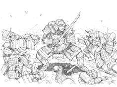 Samurai by Max-Dunbar on @DeviantArt