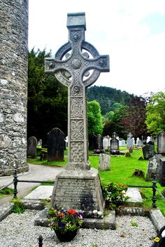 Glendalough.  EMY en Irlanda.  Favorite Places & Spaces: Ireland.