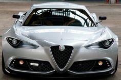 Hop Behind the Wheel of the Outstanding Alfa Romeo Mole 001 Coupe front view alfa romeo car Alfa 4c, Alfa Romeo 4c, Alfa Romeo Giulia, Alfa Romeo Cars, Ford Gt, Alpha Romeo, Carros Lamborghini, 911 Turbo S, Bmw Classic Cars