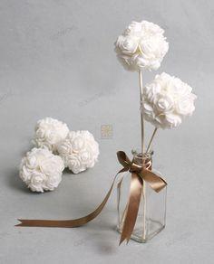 발향스틱용 - 장미플라워 #interior #rose #flower #aorma