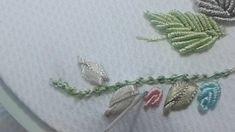 Aula 19 - Botãozinho em rococó - YouTube Learn Embroidery, Hand Embroidery, Tatting Patterns, Embroidery Patterns, Brazilian Embroidery, Needlework, Youtube, Quilts, Crochet