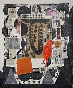 Museum And Private Collections - Collages - Art - Ray Johnson Estate