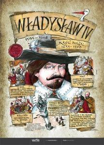 Władysław IV - Poczet królów polskich Poland History, Polish Language, Visit Poland, E Mc2, Nose Art, Ancestry, Crafts For Kids, Education, School