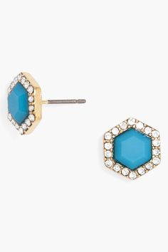 BaubleBar Stone Stud Earrings by BAUBLEBAR on @nordstrom_rack