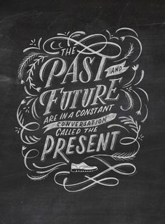 The past and future are in a constant conversation called the present | Molly Jacques for Cole Haan