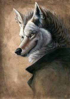 good wolf:     Artist name not available