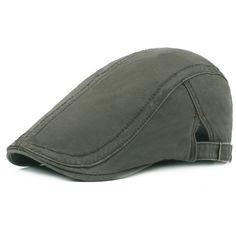 33c2b540116 Fasbys 2017 New Autumn Winter Beret Caps Unisex Mens Cotton Pure Color Beret  Hat British Retro