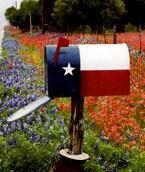 Texas mailbox