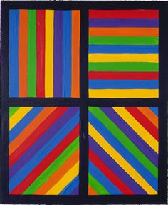 1000 images about peintre sol lewitt on pinterest for Minimal art kunstwerke