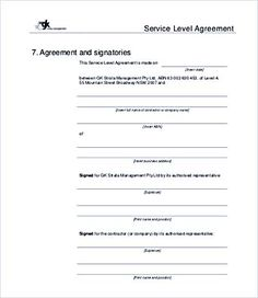 Service Level Agreement, Contract Agreement, Letter Templates, Lettering, Check, Drawing Letters, Brush Lettering