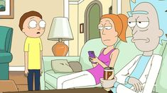 Poor Morty :'L Just a gif i use ^_^ enjoy Rick And Morty Time, Rick And Morty Quotes, Rick And Morty Poster, Gravity Falls, Morty Smith, Ricky Y Morty, Wubba Lubba, Get Schwifty, Star Vs The Forces
