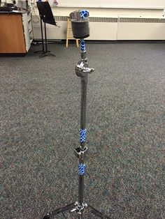 Color coded percussion stands Classroom Organization, Organizing, Band Director, Percussion, Storage Ideas, Middle School, Coding, Decorating, Music