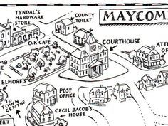 10 Best Maycomb, Alabama (In the 1930\'s) images | To Kill a ...