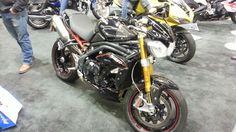 Triumph Speed Triple R Show Bike