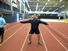 Discus first turn drills