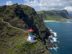 Makapuu Lighthouse trail / hike Hawaii