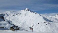 Ischgl Oostenrijk. Dit skidorp is natuurlijk één van de meest bekende wintersportbestemmingen. Hier is de wintersport tot op een eenzame hoogte verheven.