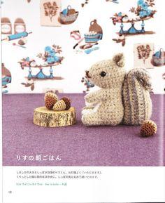 Amigurumi Forest Animals : ~ Crochet Forest Animals ~ on Pinterest Amigurumi ...