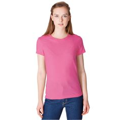 Classic Ladies T-Shirt (available in a range of colours)