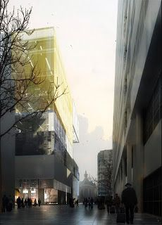 OMA Dance Center Proposal