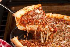 Deep Dish Pizza 3