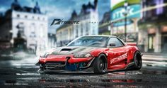 Speedhunters Mitsubishi 3000GT - Need for speed by yasiddesign on DeviantArt