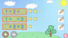 FREE app (reg 0.99) Subtract and add up to 10  (8/1/14)