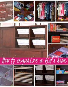 How to organize a kid's room, without a closet - Ask Anna