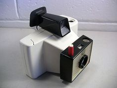 Vintage Polaroid Swinger Model 20 Instant by EclectiquesBoutique