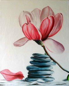 Dipinto fiori