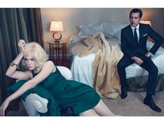 Nicole Kidman and Clive Owen in An Affair to Remember  Photographs by Emma Summerton   for Wmagazine