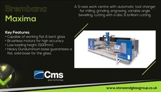 Cms profile line | Glass Machinery | Electronics, Line