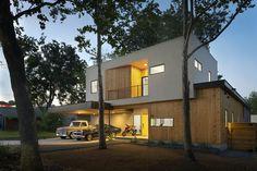 Galería de Casa del Árbol / Matt Fajkus Architecture - 20