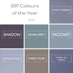 #2017colourtrends #2017trends #designtrends | 2017 will be a shadow in rich, royal, dramatic amethyst | @meccinteriors | design bites