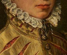 Don Juan d'Autriche (détail), Alonso Sanchez Coello (Spanish, c. 1531-1588)