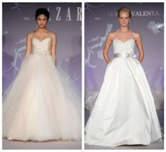 The Alvina Valenta decided that their brides should be the main focus of the…