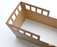 Diy Cardboard Pirate Ship - Craft Tutorial