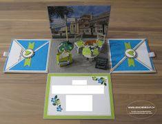 Geschenkbox Explosionsbox Überraschungsbox Reise Südtirol Reisegutschein Gutschein Gutscheinverpackung