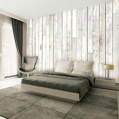 1 Wall - Papier peint Bois | ACHICA