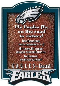 Eagles Fight Song <3