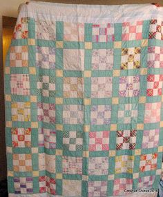 Chicks Creative: Quilts
